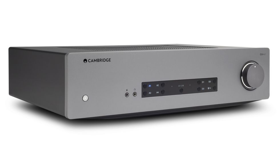 Award Winner Cambridge Audio CXA61 Integrated Stereo Amplifier