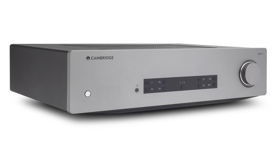 Award Winner Cambridge Audio CXA81 Integrated Stereo Amplifier