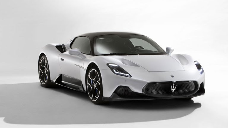The Maserati MC20 Got a Premium Sound System From the Audio Geniuses at Sonus Faber