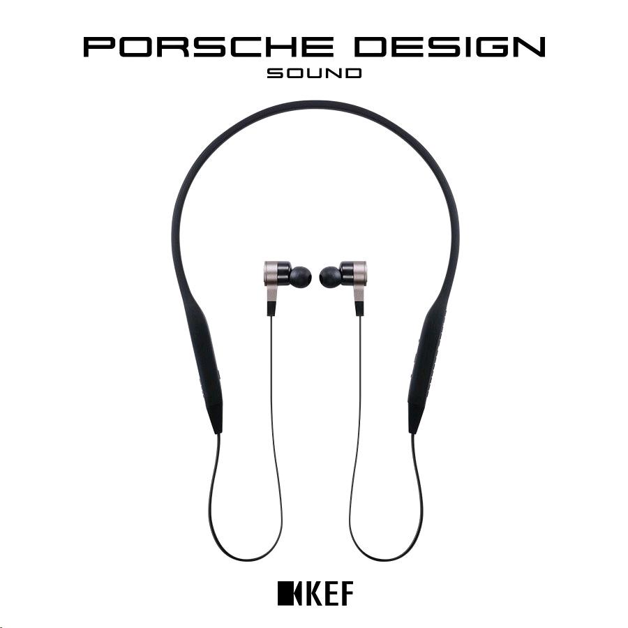 Kef Porsche Design Motion One Earphones