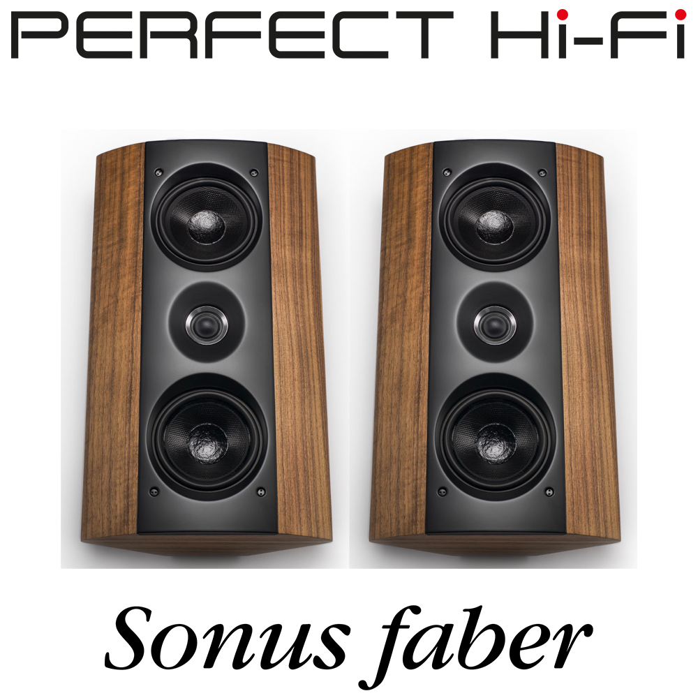 Sonus Faber Venere Wall Surround Speaker 1 Pair