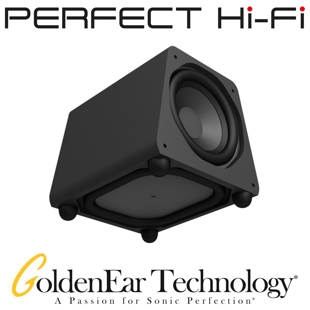 GoldenEar ForceField 3 Active Subwoofer
