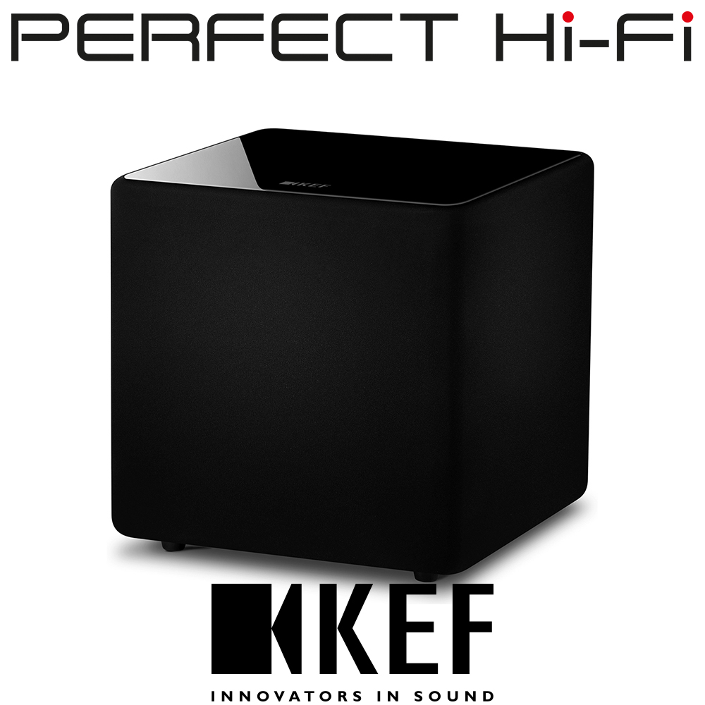 Kef Kube 10B 10 inch 300Watts Active Subwoofer