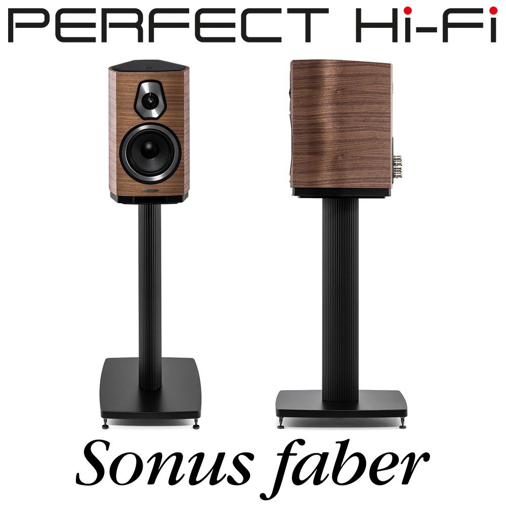 Sonus Faber Sonetto II Bookshelf Speaker (Stand Optional)