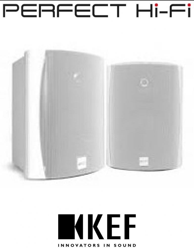 Kef Ventura 4 All Weather Speaker