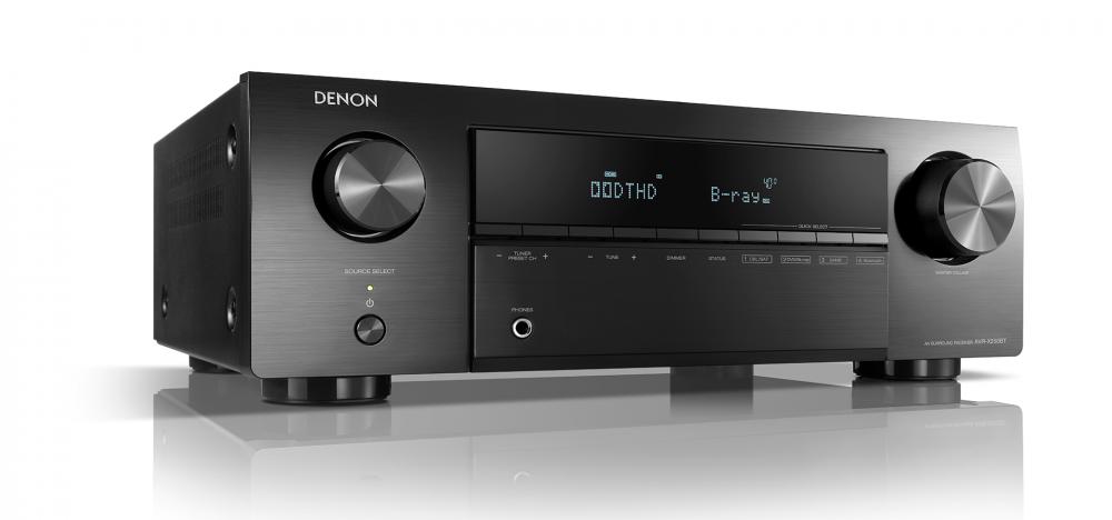 Denon AVR-X250BT 5.1 Bluetooth AV Receiver
