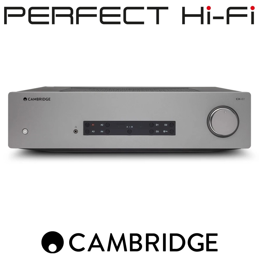 Cambridge Audio CXA81 Series 2 Integrated Amplifier