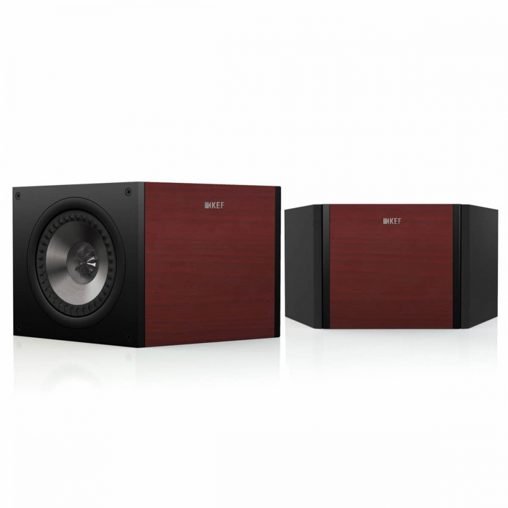 KEF Q800DS Dipole Surround Speaker (Rosewood)