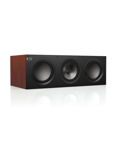 KEF Q600C Center Speaker Rosewood Color Stock Clearance