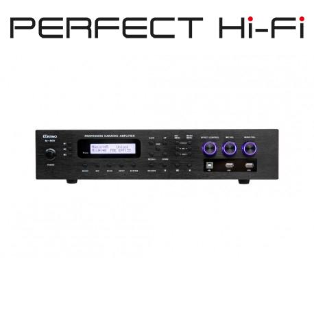 Matimo M-600 Professional Digital Audio Karaoke Amplifiir