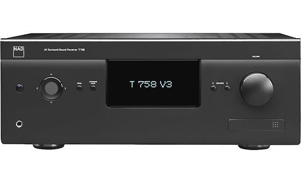 NAD T758 V3 Dolby Atmos DTX-X 7.1 Av Receiver