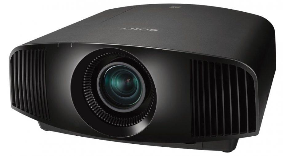 Sony VPL-VW270ES 4K SXRD Home Cinema Projector