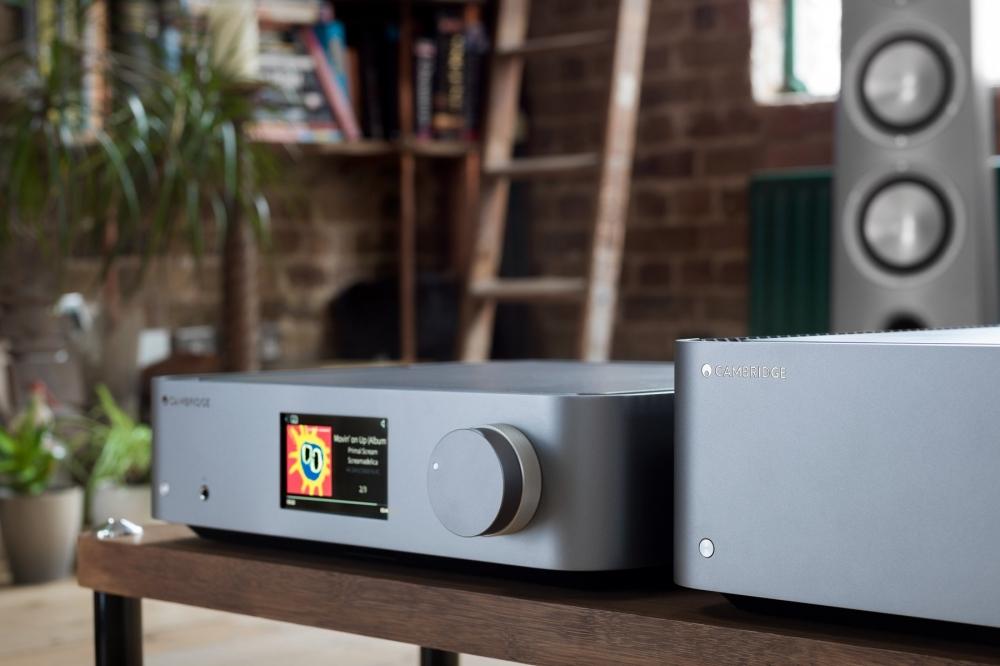 Cambridge Audio Edge NQ Highend Media Streamer