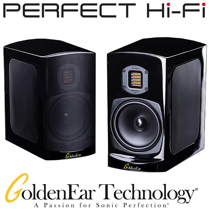 Golden Ear Bookshelf Speakers- BRX (Bookshelf Reference X)