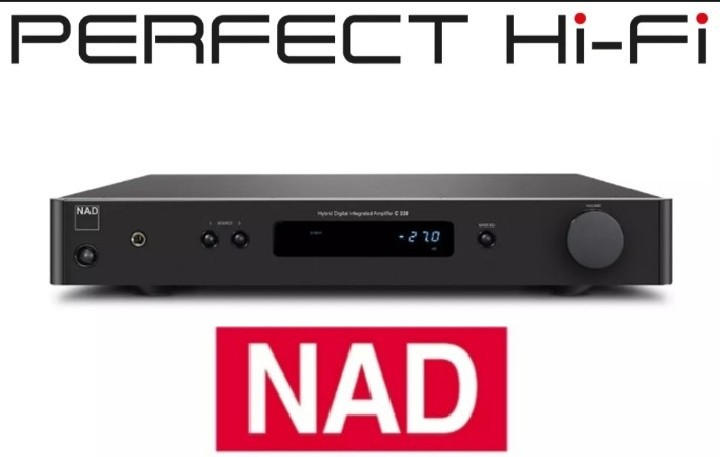 NAD C338 Integrated Amplifier With Chromecast