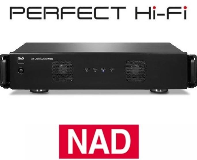 NAD C1 980 Multi Channel Amplifier