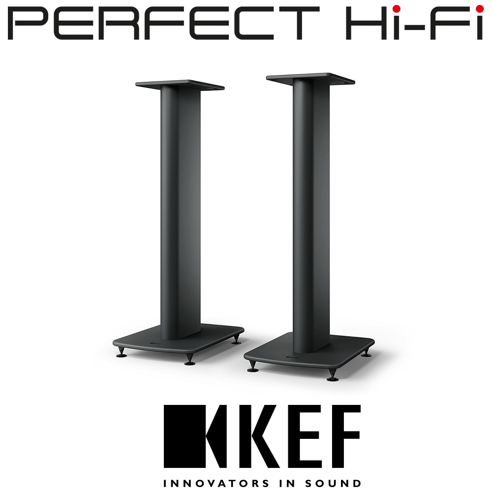 KEF S2 Performance Speaker Stand For LS50 Meta and Wireless II 1 Pair
