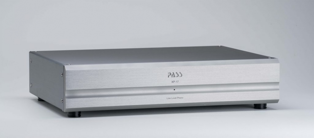 Pass Labs XP17 Phonostage Preamplifier
