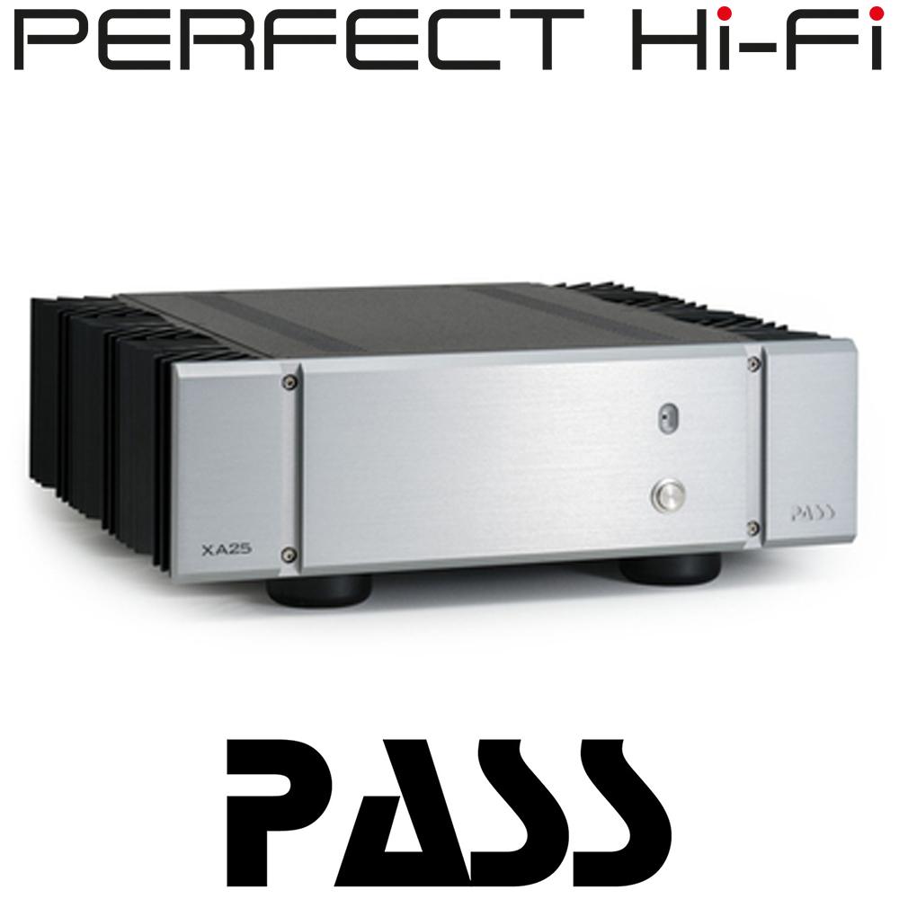 Pass Labs XA25 Stereo Power Amplifier Amplifier