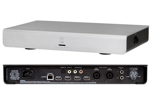 Linn Sneaky DSM Streamer Amplifier (NEW)