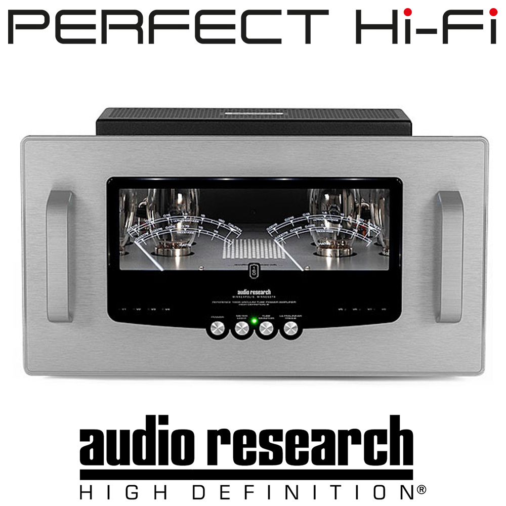 Audio Research Reference 160S Stereo Amplifier