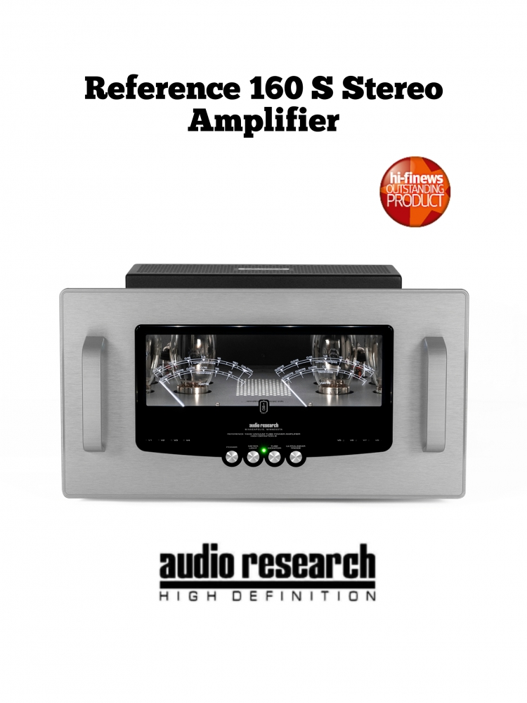 Audio Research Reference 160 S Stereo Amplifier