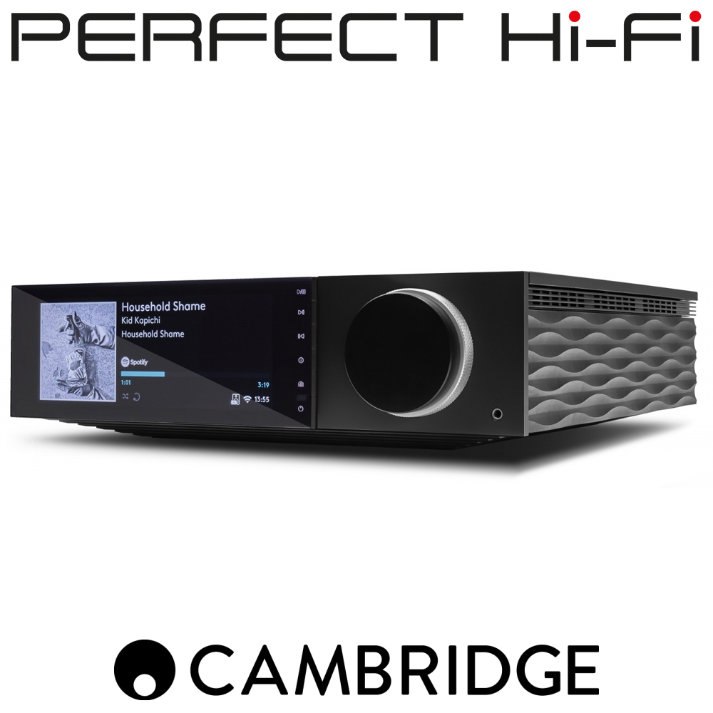 Cambridge Audio Evo 75 All-in-One Network Streamer & Integrated Amplifer