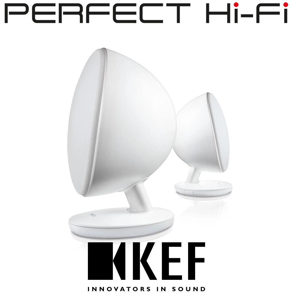 Kef Egg Bluetooth Desktop Speaker System