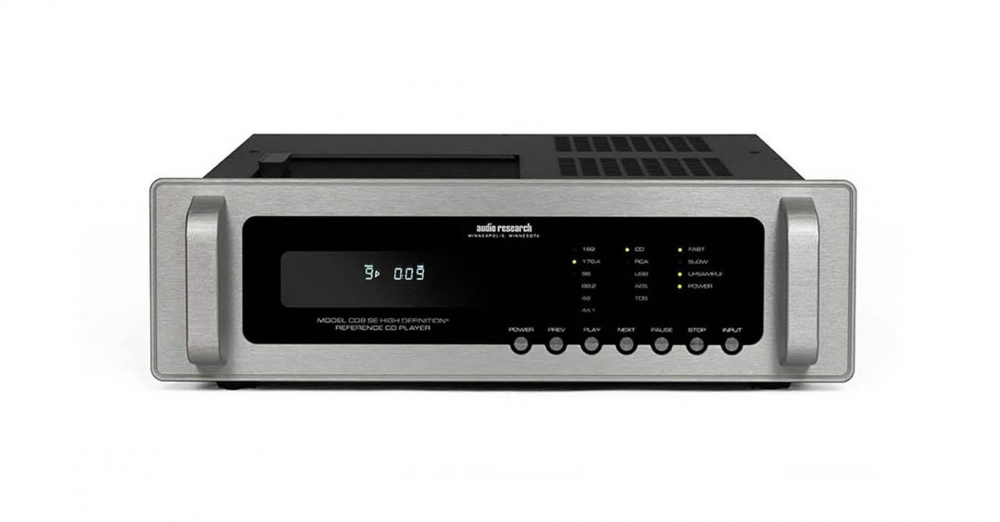 Audio Research Reference CD9 SE CD Player
