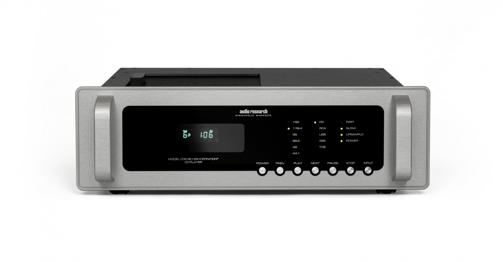 Audio Research CD6SE CD Player