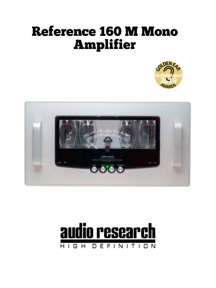 Audio Research Reference 160M Mono Power Amplifier