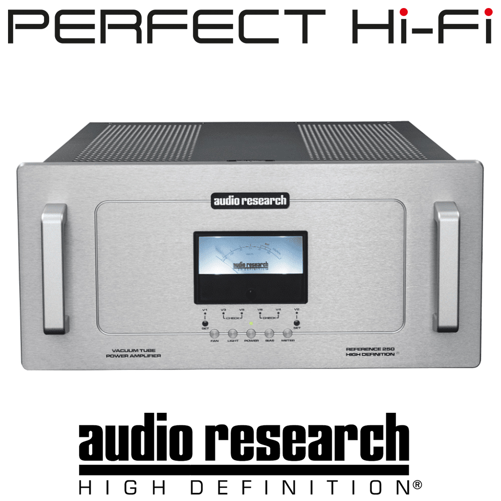 Audio Research Reference 250SE Mono Power Amplifier