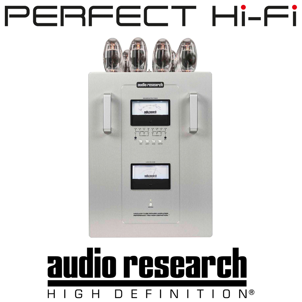 Audio Research Reference 750SE Mono Power Amplifier