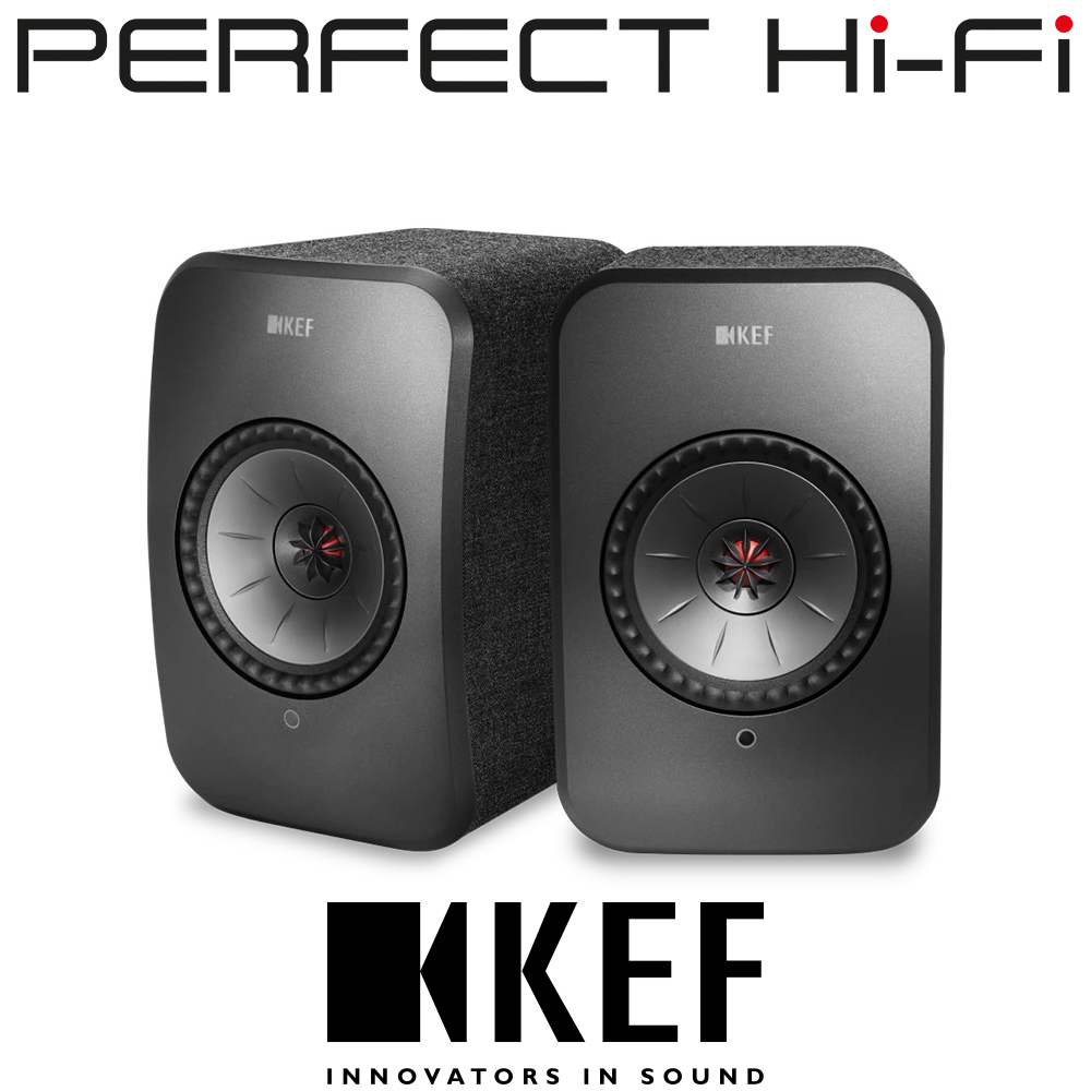 Kef LSX Bluetooth Active Speaker