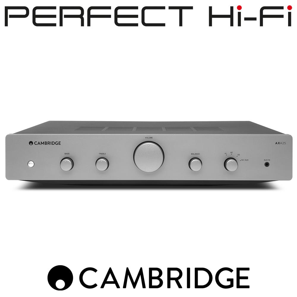 Cambridge Audio AXA25 Intergrated Amplifier