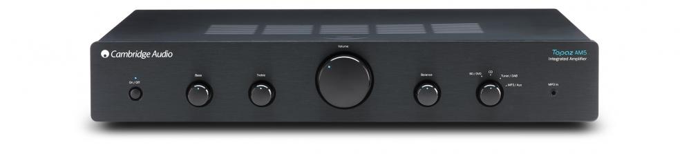Cambridge Audio Topaz AM 5 Integrated Amplifier