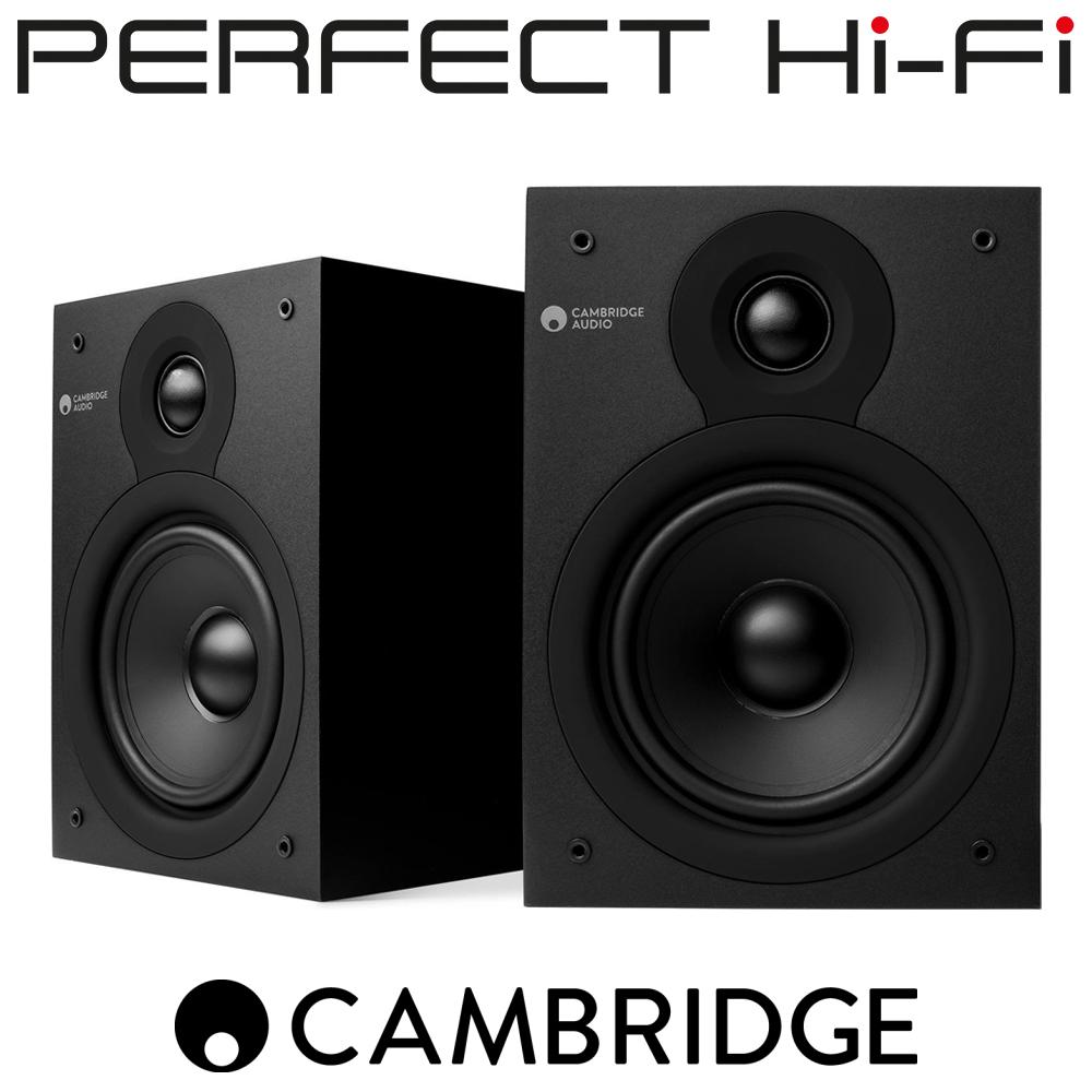 Cambridge Audio SX50 Bookshelf Speaker Now With New Color