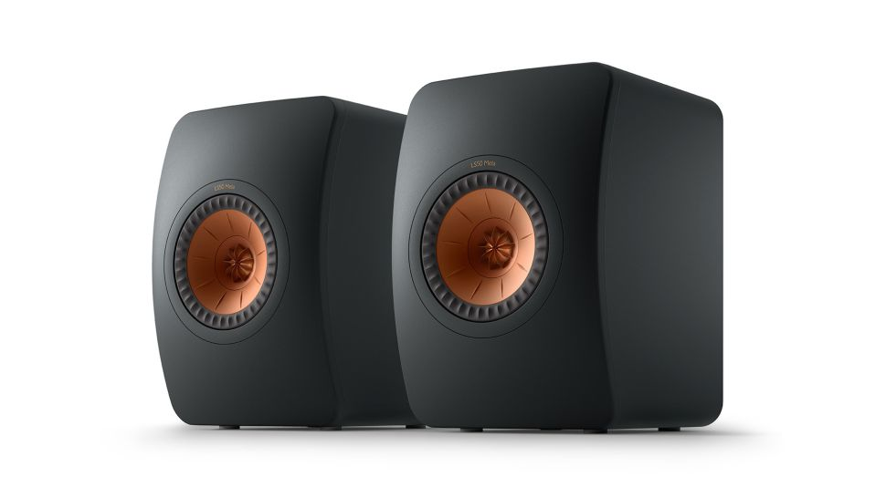 KEF All NewLS50 Meta review