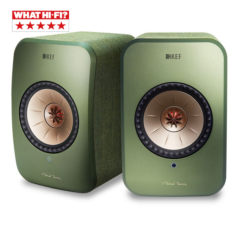 KEF LSX review